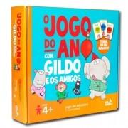 JOGO DE TABULEIRO GILDO