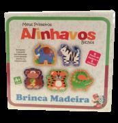 MEUS PRIMEIROS ALINHAVOS BICHOS