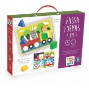PASSA FORMAS 4 EM 1