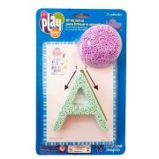 PLAYFOAM KIT FORMAS E LETRAS MASSINHA PARA MODELAR