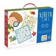 XERETA 2 EM 1