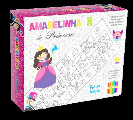 AMARELINHA DA PRINCESA