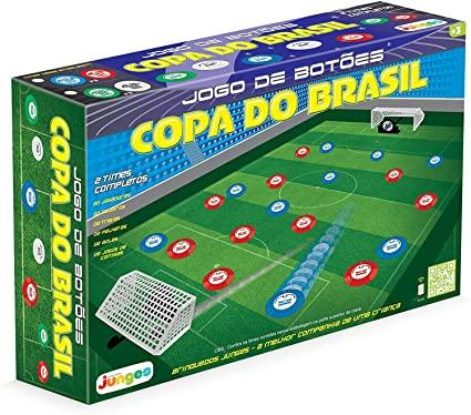 CAMPO DE FUTEBOL DE BOTÃO 42X62