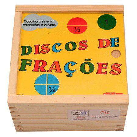 DISCOS DE FRACOES