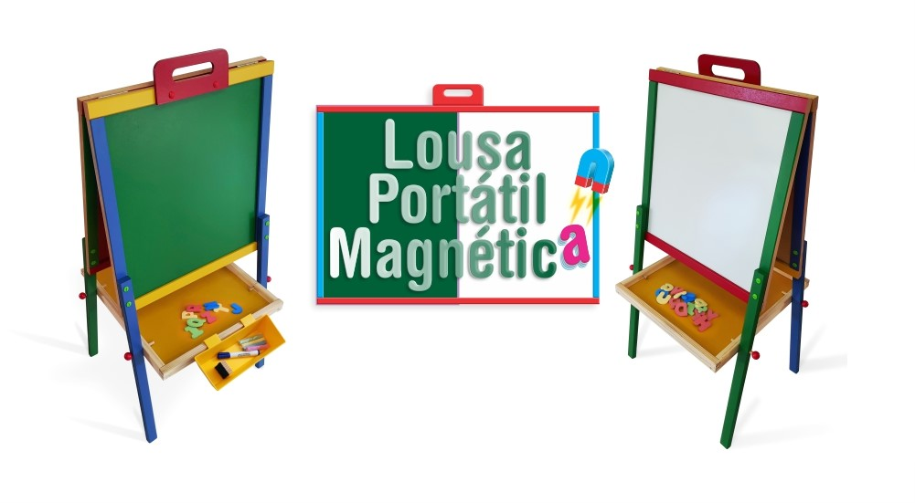 LOUSA PORTÁTIL MAGNÉTICA