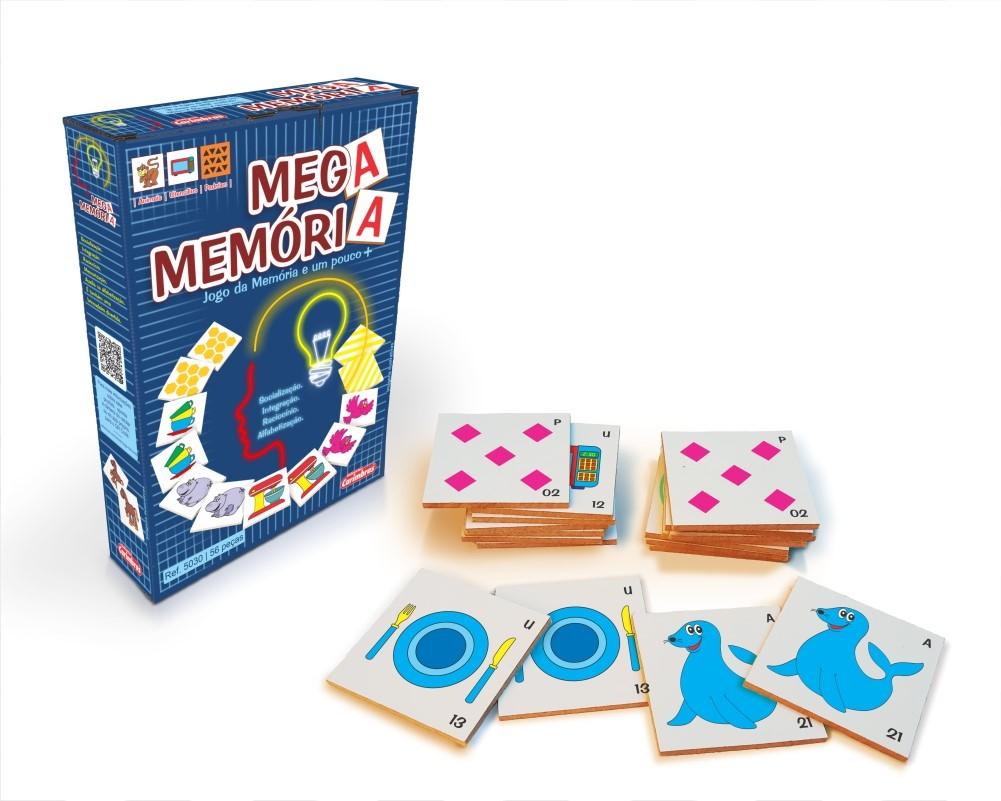 MEGA MEMÓRIA