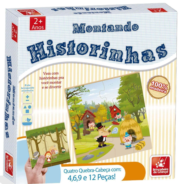 MONTANDO HISTORINHAS