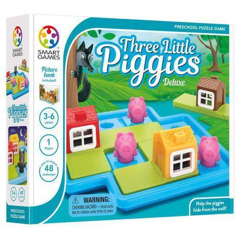 THREE LITTLE PIGGIES DELUXE