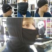 Balaclava Creative Thermohead Soft Cold UV + 50