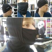 Balaclava Creative Thermohead Soft Cold UV + 50