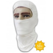 Balaclava ThermoDry Summer UV + 50 - Branca