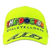 Boné VR46 Bone The Doctor Yellow Original