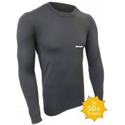 Camisa Dry Summer ICE  UV +50 - Cinza Chumbo