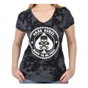 Camiseta Babylook - Ace of Spades