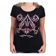 Camiseta Babylook - Az Pinstripe