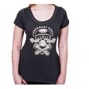 Camiseta Babylook Kallegari Legendary Girls