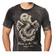 Camiseta Kallegari Born To Be Wild