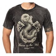 Camiseta Kallegari Born To Be Wild