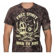 Camiseta Kallegari -  Born to Ride