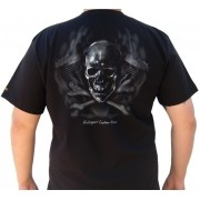 Camiseta Kallegari -  Cross Bones