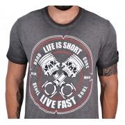 Camiseta Kallegari -  Cross Pistons