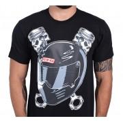Camiseta Kallegari -  Drag Helmet