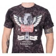 Camiseta Kallegari -  Flying Pistons