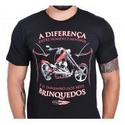 Camiseta Kallegari -  Homens e Meninos