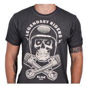 Camiseta Kallegari Legendary Riders