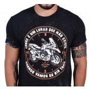 Camiseta Kallegari -  Longe É