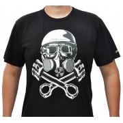 Camiseta Kallegari -  Máscara de Gás
