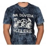 Camiseta Kallegari -  Na Dúvida Acelere