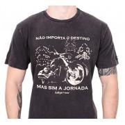 Camiseta Kallegari -  Não Importa o Destino