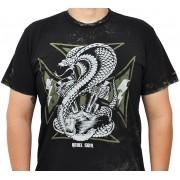 Camiseta Kallegari -  Panhead King Cobra