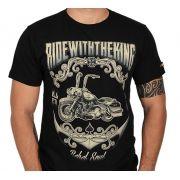 Camiseta Kallegari Ride With The King