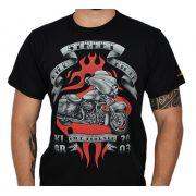 Camiseta Kallegari Wild Street Rider