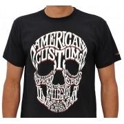 Camiseta Kallegari -  Word Skull