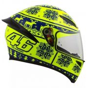 Capacete AGV K1 Winter Test