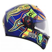 Capacete AGV K3 SV Five Continets