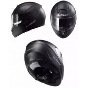 Capacete Ls2 Ff397 Vector Tricomposto Com Fibra De Carbono