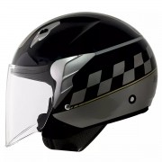 Capacete Norisk College Black / Grey