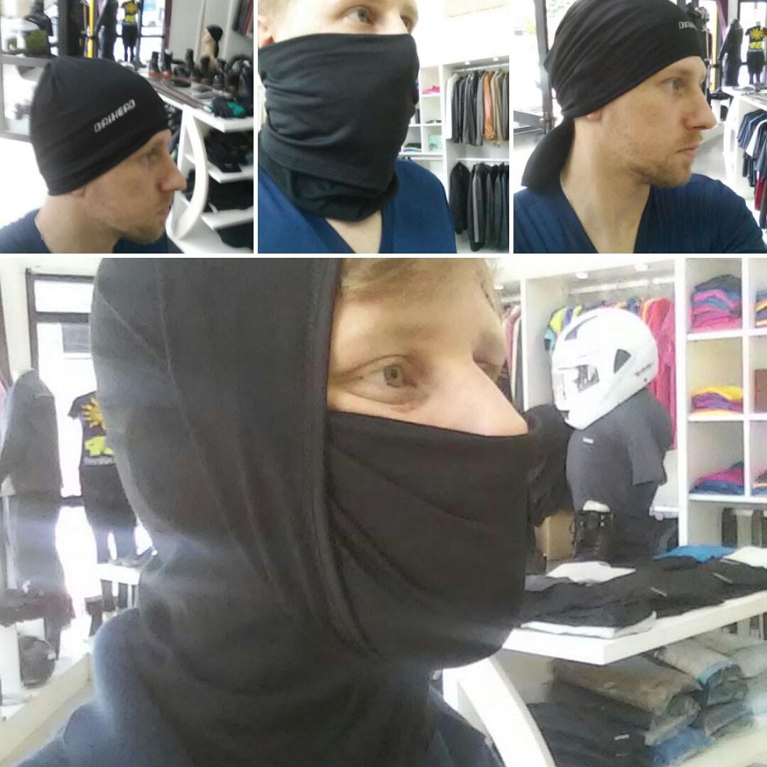 Balaclava Creative Thermohead Soft Cold UV + 50  - Ditesta & Daihead - Moto Store