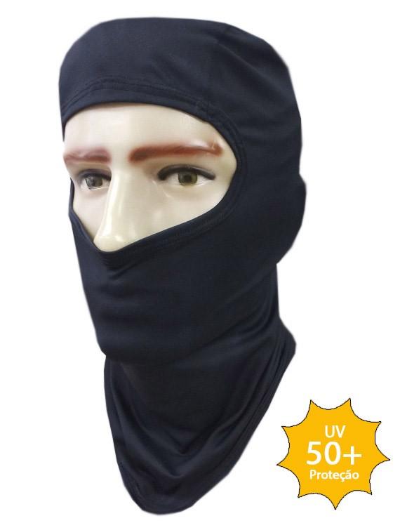 Balaclava ThermoDry Summer UV + 50 - Preta  - Ditesta & Daihead - Moto Store
