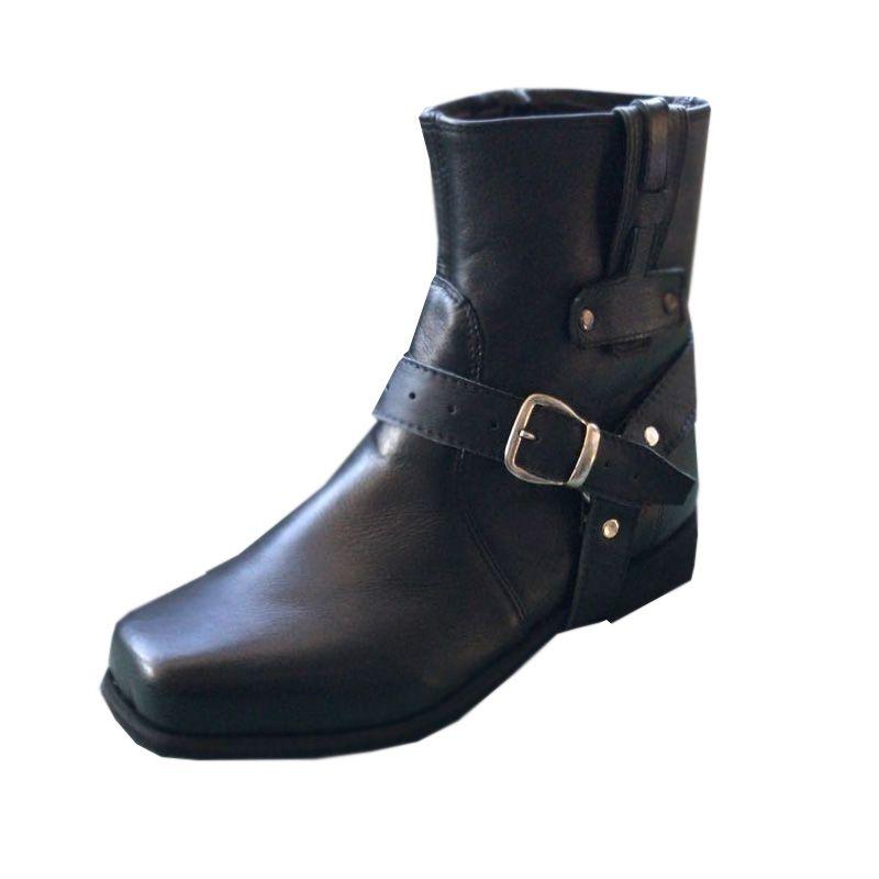 Bota de Couro Corey II Daihead  - Ditesta & Daihead - Moto Store