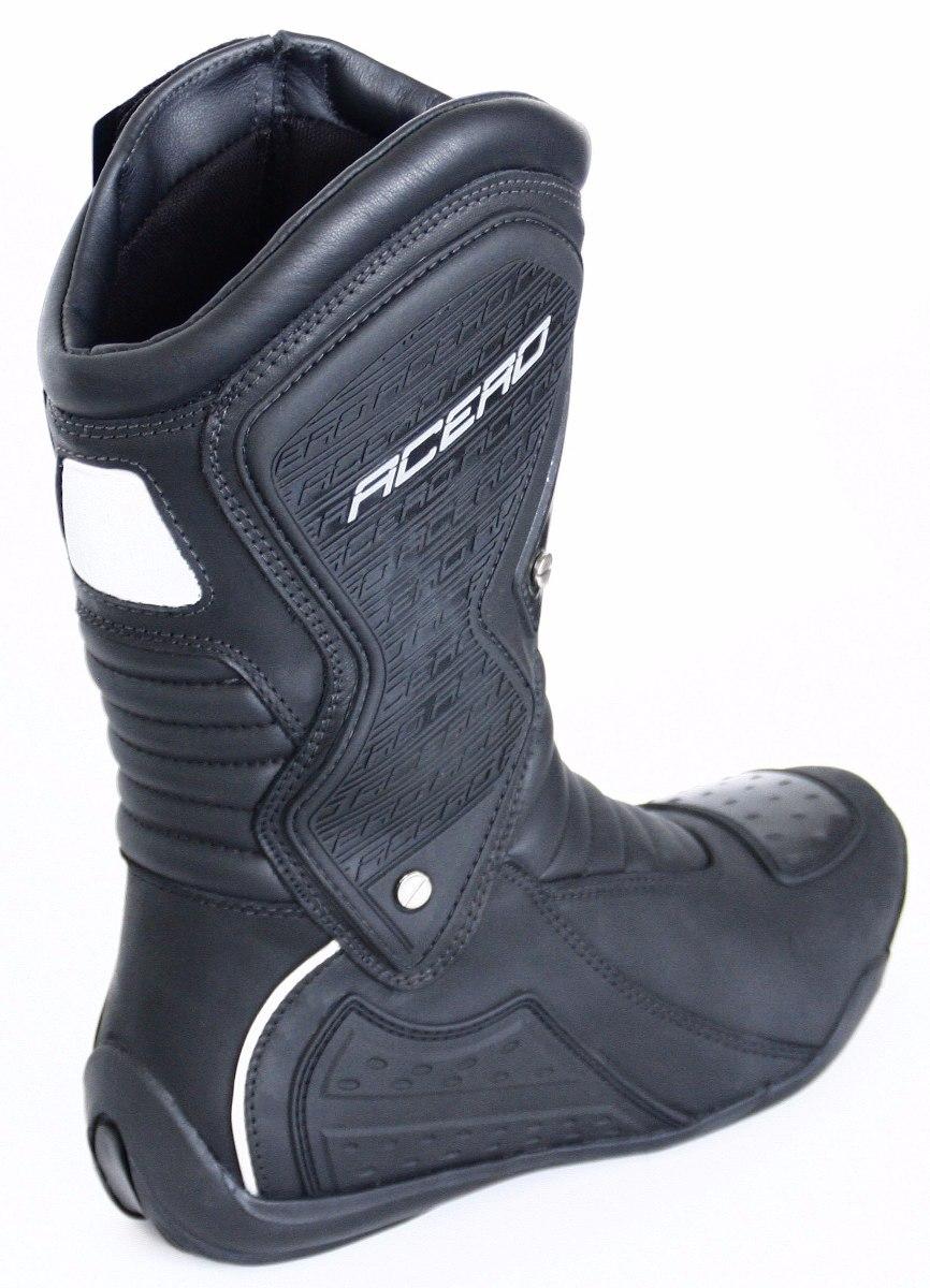 Bota de Couro Speed  - Ditesta & Daihead - Moto Store