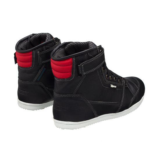 Bota / Tênis Sneaker Texx Motoqueiro em Couro Impermeável - Preto  - Ditesta & Daihead - Moto Store