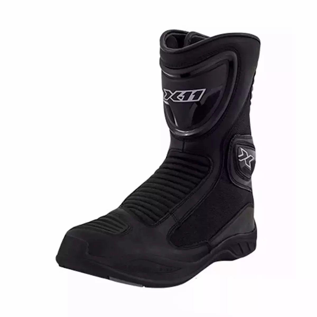 Bota X11 Thunder Impermeável  - Ditesta & Daihead - Moto Store