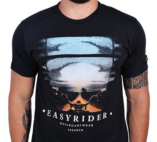 Camiseta Kallegari -  Easyrider  - Ditesta & Daihead - Moto Store