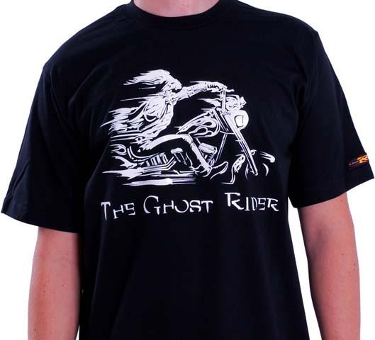 Camiseta Kallegari -  Ghost Rider  - Ditesta & Daihead - Moto Store
