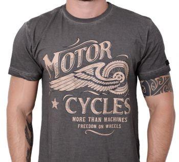Camiseta Kallegari -  Motor Cycle  - Ditesta & Daihead - Moto Store